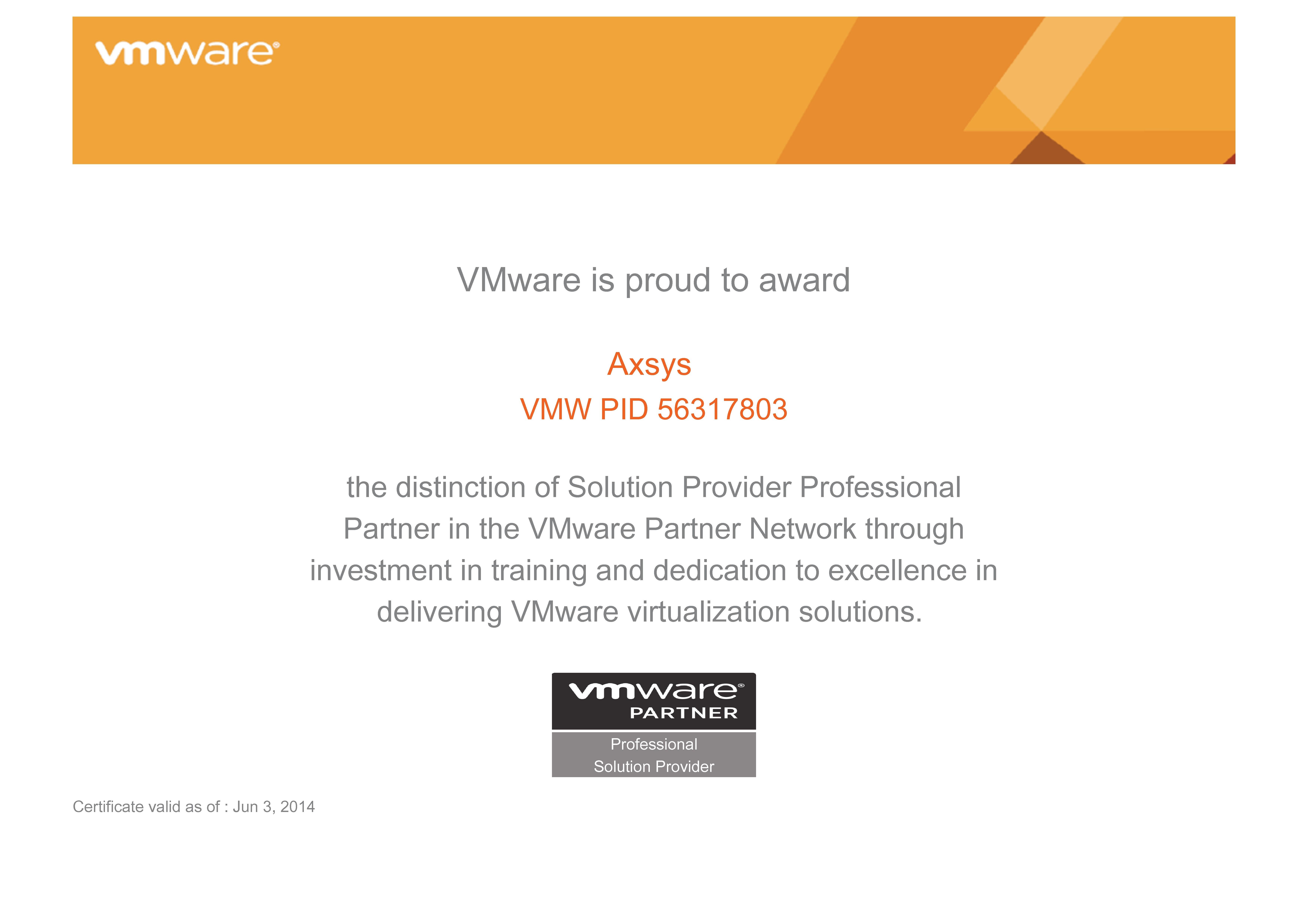 vmware partner portal - HD1605×1103