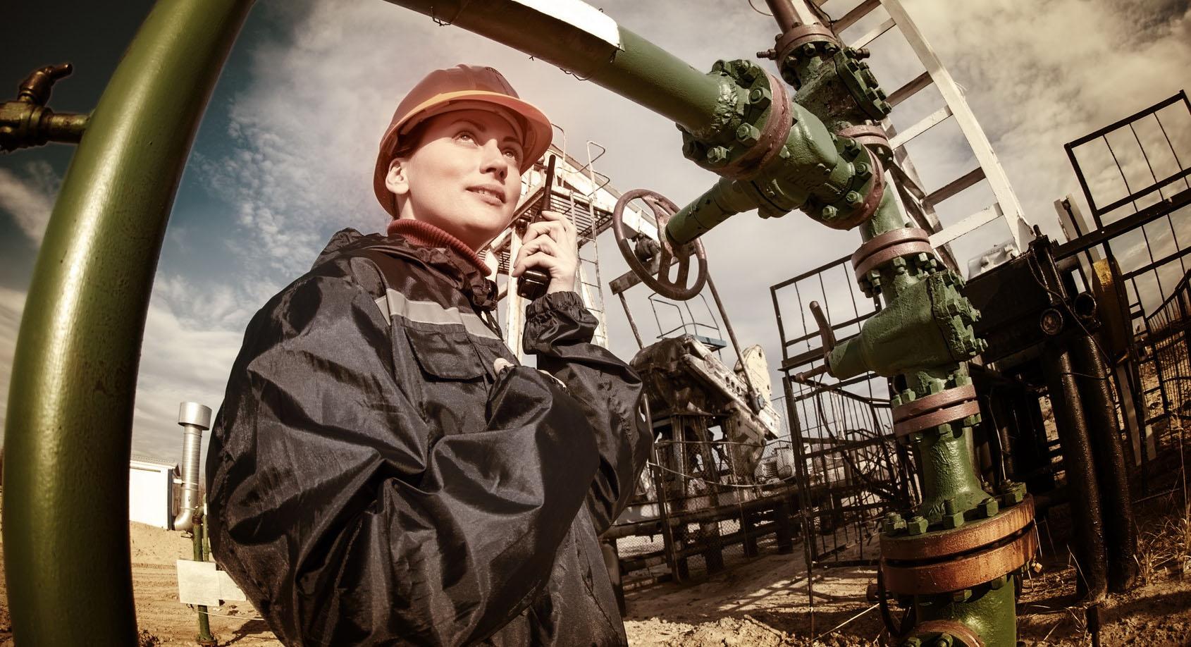 """Нефть и газ: Организация офиса на месторождении в регионе """"под ключ"""""""